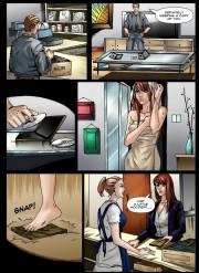 Bilge hand job