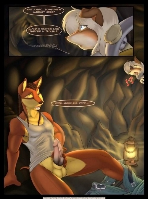 Scappo - Collecting Samples - Free Porn Comix Download