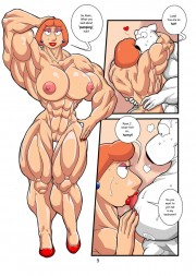fanatixxx 3  muscle madness   free porn comix download