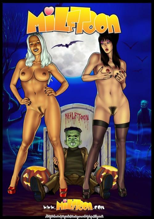 Milftoon-Fright Night
