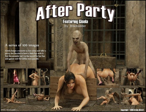 Blackadder-After Party