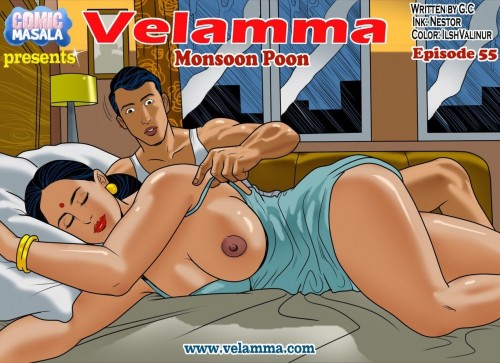 Velamma Episode 55 – Monsoon Poon