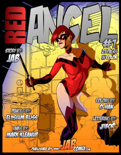 Jabcomix - Red Angel
