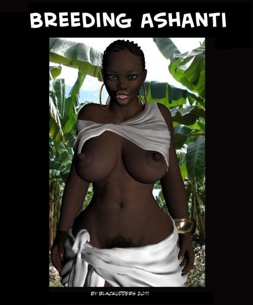 Blackadder - Breeding Ashanti