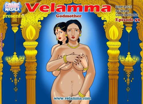 Velamma Episode 59 – GodMother