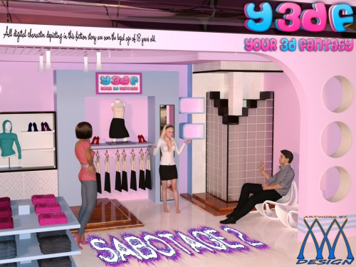 Y3DF- Sabotage 2