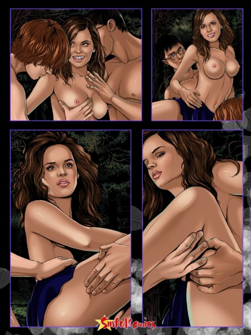 секс картинки гарри поттер