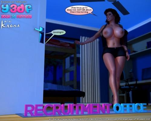 Y3DF- Recruitment Office