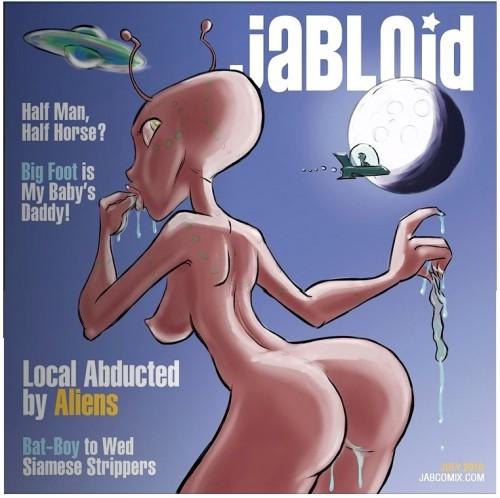 Jab Comix -Jabloid