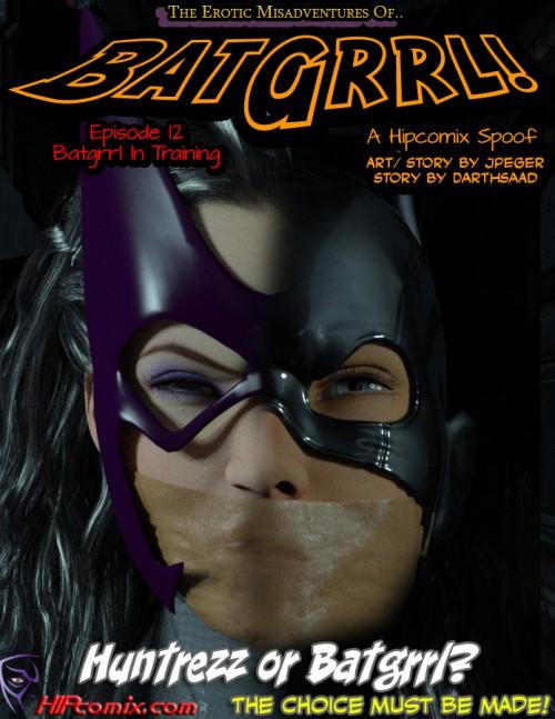 BatGrrl – In Training 12
