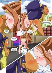 Pokemon fantasy porn hentai manga