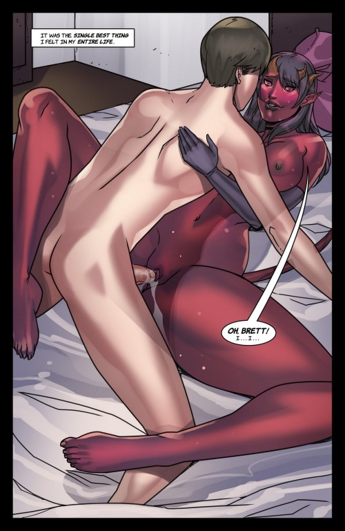 Pop Lee – The Succubus Sub