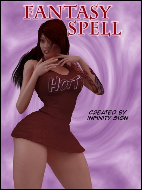 Infinity Sign - Fantasy Spell