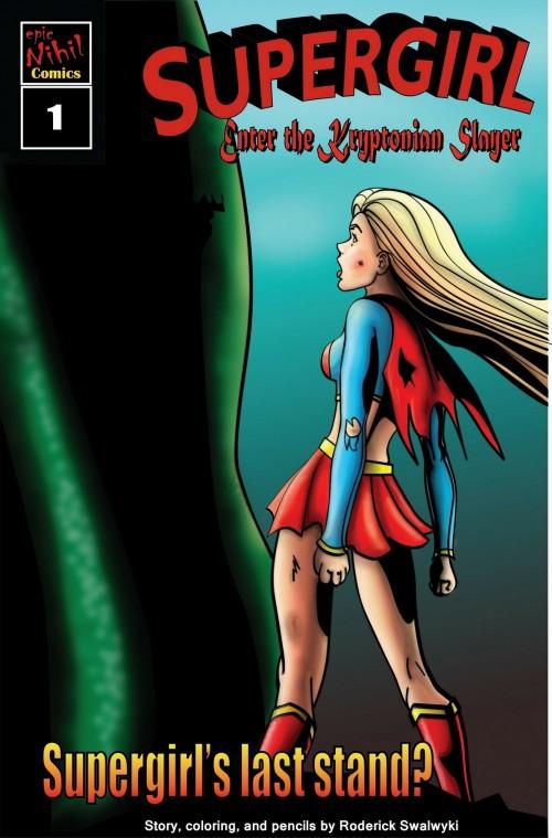 Epic Nihil - Supergirl - Demonic Bloodsport Pt1