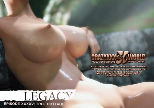Crazyxxx3DWorld – Legacy 45