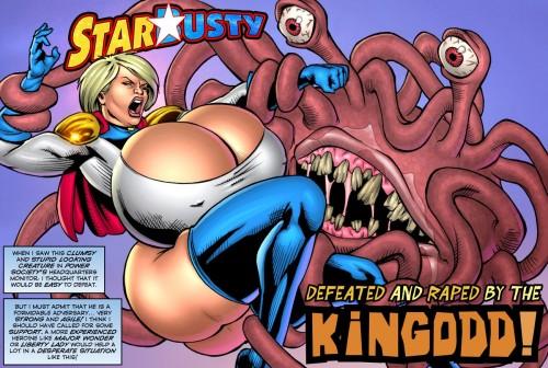 StarBusty – Kingodd!