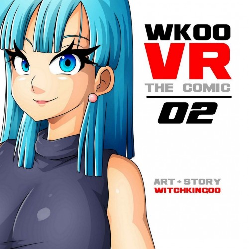 Witchking00- VR The Comic 02