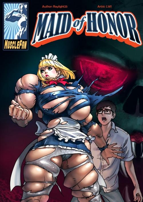 Muscle Fan – Maid of Honor 1