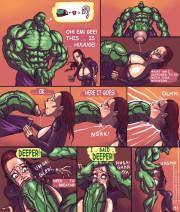 Witchking Black Widow Avengers Porn Comics