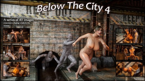 Below The City 4- Blackadder