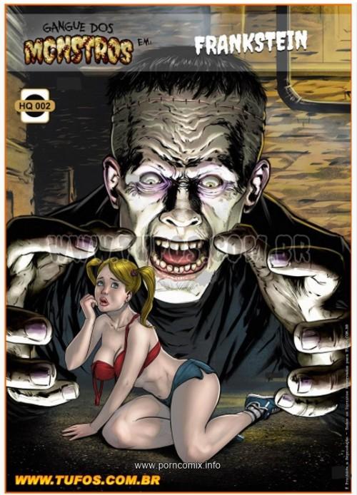 Tufos, Gang of Monsters #2 (English)