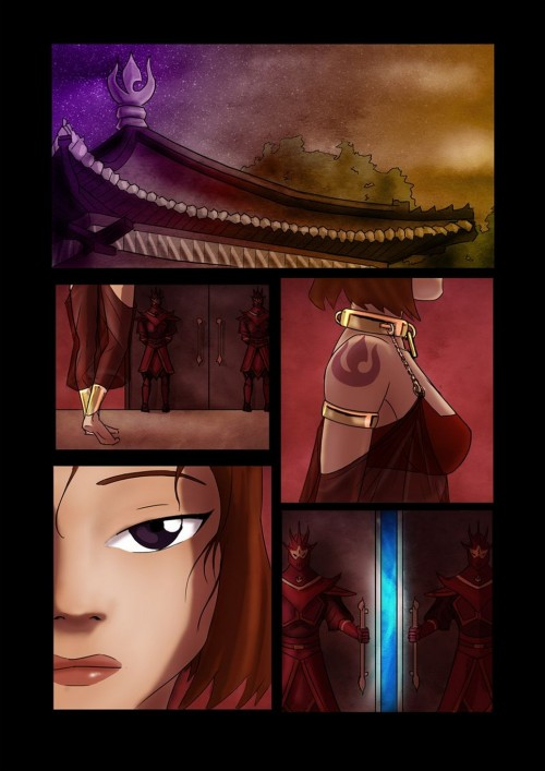Volition- Avatar The Last Airbender
