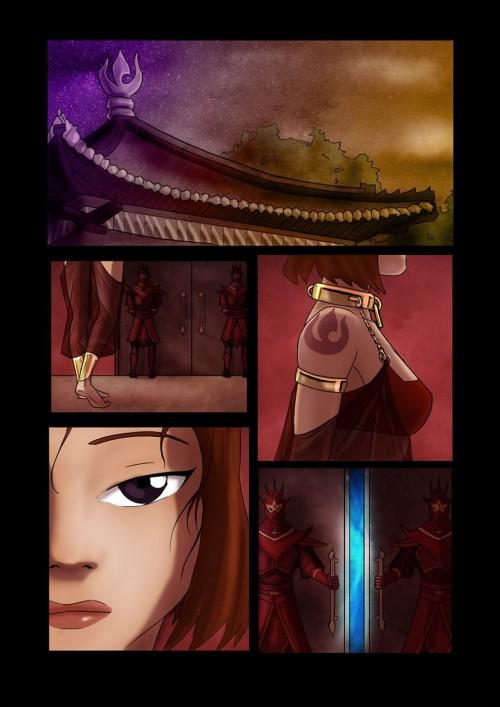 Volition- Avatar The Last Airbender