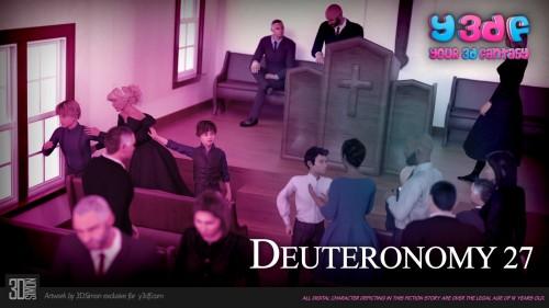 Y3DF- Deuteronomy 27