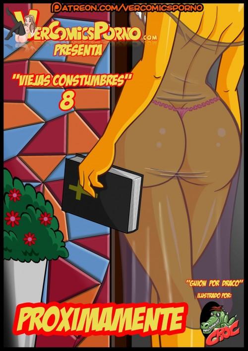 Croc,The Simpsons- Old habits 8