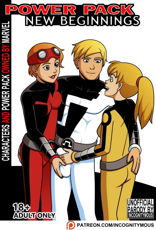[Incognitymous] Power Pack- New Beginnings