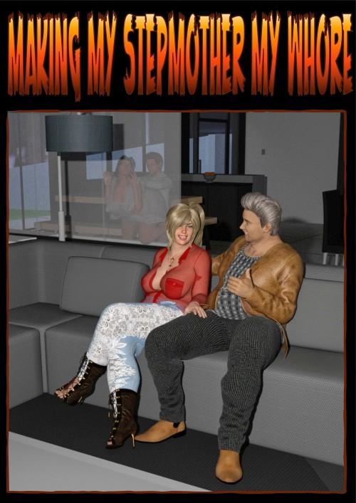 XxwaspxX- Making Stepmother my whore
