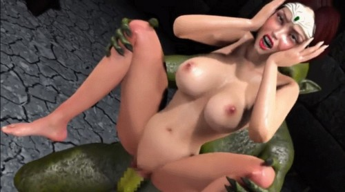 Bride of the GOBLIN (GIF)