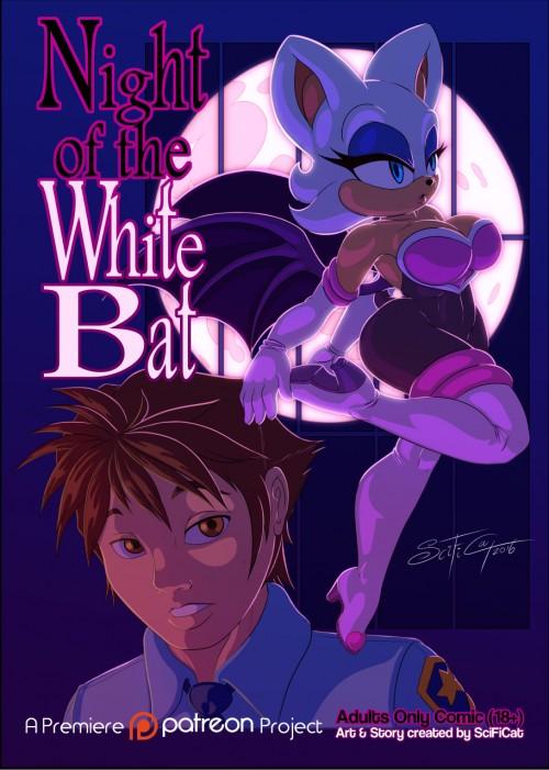 Night of The White Bat (Sonic the Hedgehog)