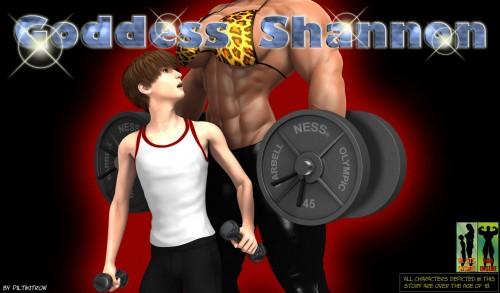 [Piltikitron] Goddess Shannon
