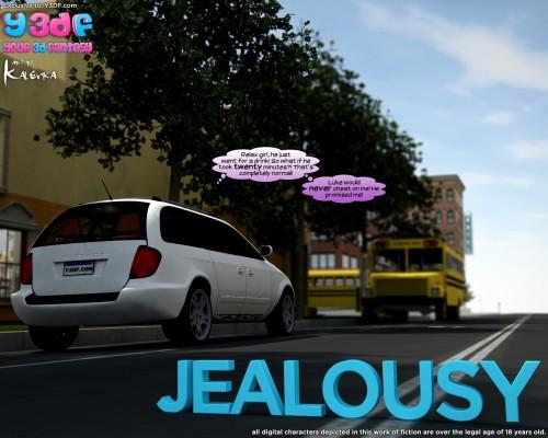 iY3DF – Jealousy