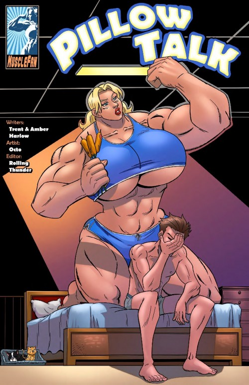 Pillow Talk 1 – Muscle Fan