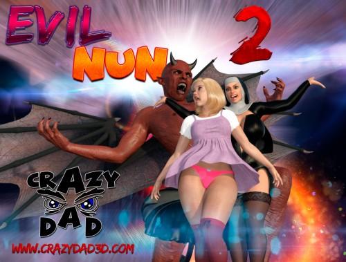 Evil Nun 2- Crazy dad