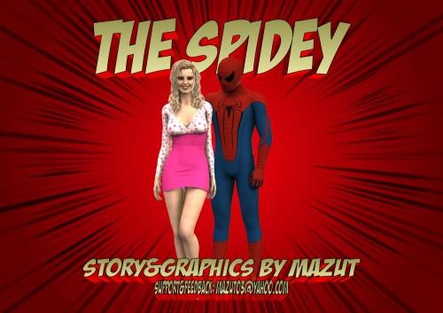 The Spidey (Spider-Man) by Mazut