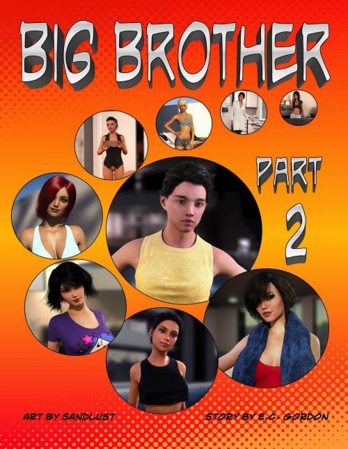 Big Brother Part 2- Sandlust