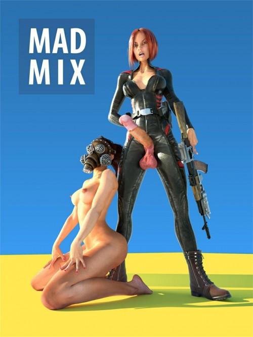 Affect3D- Mad Mix – Smerinka