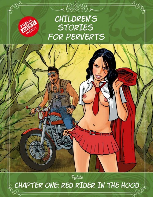 Children's Stories for Perverts- Little Red Rider
