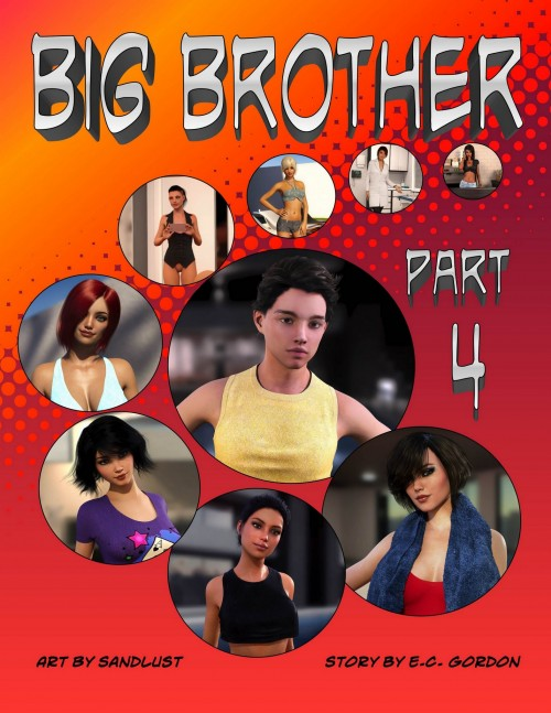 Big Brother Part 4- Sandlust