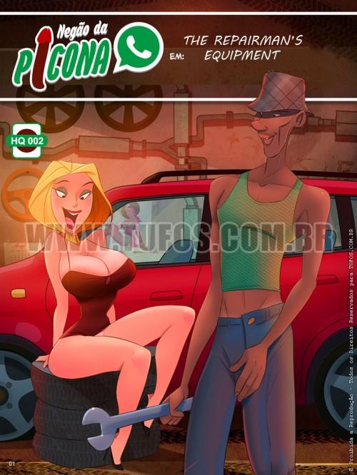 Negao da Picona 2- The Repairman's Equipment