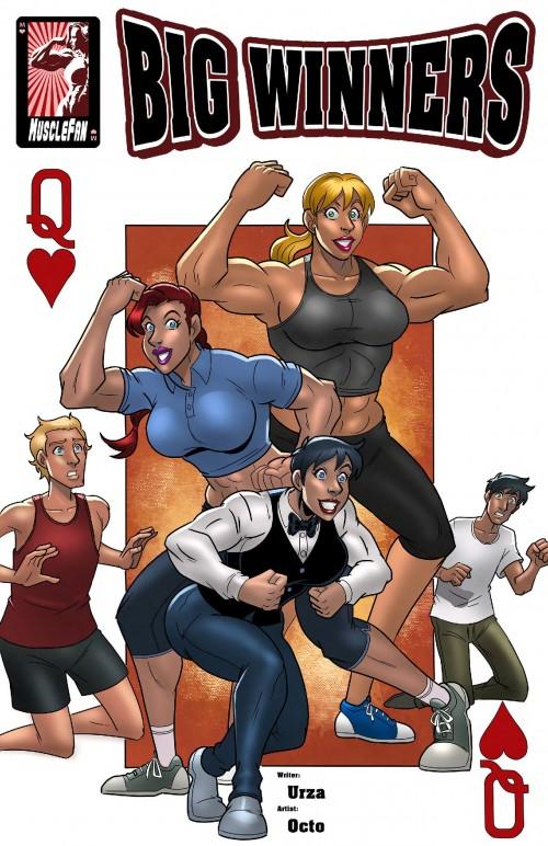 Big Winners 01- Muscle Fan