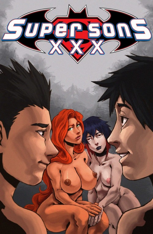 Teen Titans- Super Sons XXX (Aya Yanagisawa)