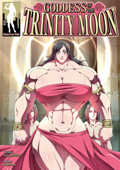 Goddess of the Trinity Moon 3- Giantess Fan