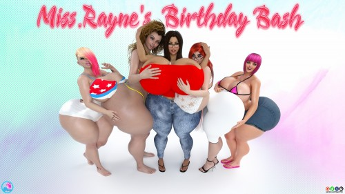 Miss Rayne Birthday Bash- SuperTito