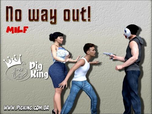No way out!- Milf (Crazy Dad)