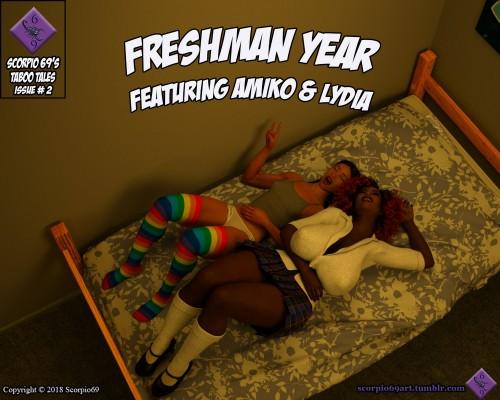 Freshman Year- Scorpio69
