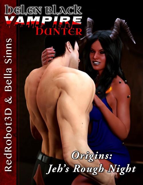 Helen Black Vampire Hunter 2- Redrobot3D